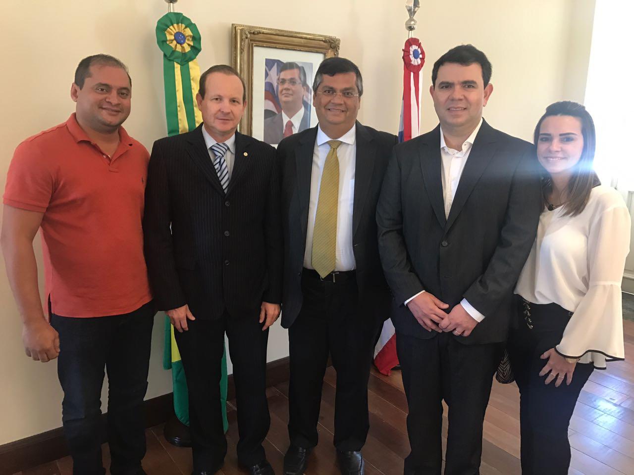 agenda-com-o-prefeito-de-balsas-e-o-governador-flavio-dino